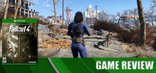 fallout 4 review xbox one